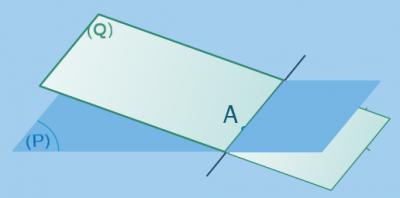 La géométrie dans l'espace 04